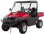 BMS COUGAR UTV 800 V-TWIN Engine EFI System, Electric Dump Bed/Winch/Hitch, Large Fuel Pump & Radiator, Stereo, Windshield, AWD 60hp 88mph