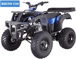 TAO TAO 200cc Full Size Utility ATV Air Cooled Manual 4 Speed+Reverse RHINO-250