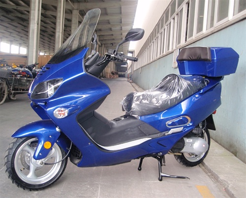 2013 Roketa 250cc Full Size Scooter W Remote Alarm Mp3