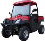 2014 Roketa 300CC Multi-Purpose Utility Vehicle UV-09A w/ Radio, MP3, Windshield, Doors
