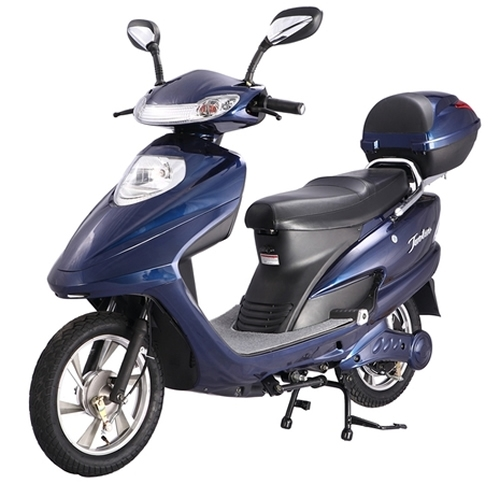 New  500w Electric Scooter Runs Smooth And Quiet W   12