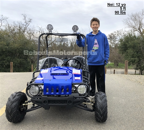 ATK 125A 3 mini jeep\