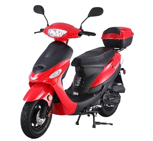 Tao Tao 50cc Scooter Street Legal In All States Atm50 A1