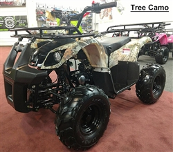 "Tao Tao Explorer Youth Quad Automatic+Reverse w/ Remote & 7"" Tires ATV-125D, free shipping to your door, free helmet"