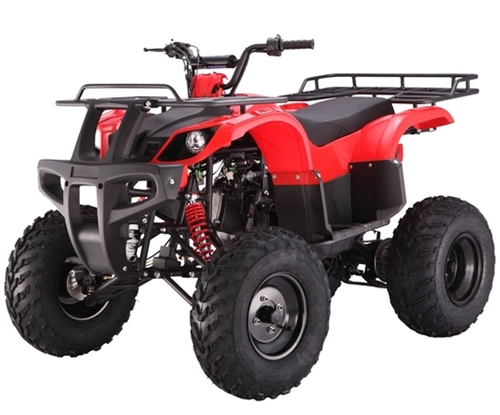 Carb approved taotao 150cc full size utility atv automatic with colors black sciox Images