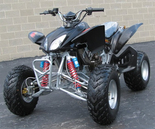 Usa 300cc liquid cooled xl atv with loncin motor epa alternative views sciox Images
