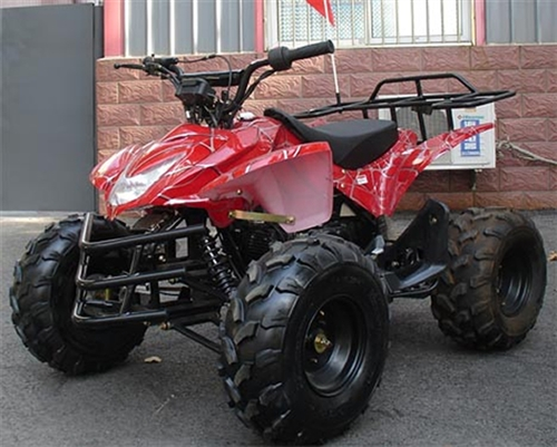 """""""Shark-125"""" 125cc Full Size Sport ATV Automatic with ..."""
