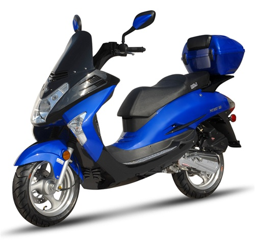 carb approved bms patriot 150cc moped scooter w remote dual disc brakes. Black Bedroom Furniture Sets. Home Design Ideas