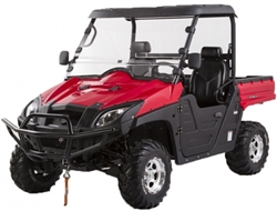 BMS Ranch Pony 800 UTV, 800cc V-TWIN Engine EFI System, Electric Dump Bed/Winch/Hitch, Large Fuel Pump & Radiator, Stereo, Windshield, AWD 60 horsepower, 60mph