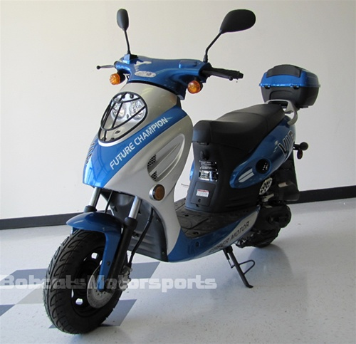 Taotao Under 50cc Scooter Fully Automatic Vip  10