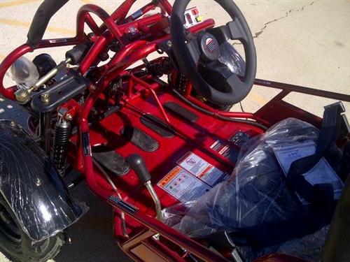 49fm5 Go Kart Manual