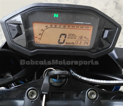 tao tao hellcat 125cc street bike motorcycle air cooled. Black Bedroom Furniture Sets. Home Design Ideas