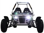 200cc Med Size Light Weight Race Style Go Kart Automatic+Reverse LED lights Speed Limiter KD-200GKM-2, free shipping to your door with a DOT approved high quality helmet.