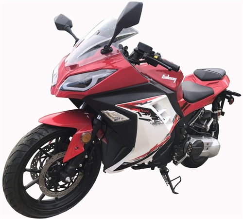 NEW 2018 250cc Big Sport Bike Motorcycle Water Cooling