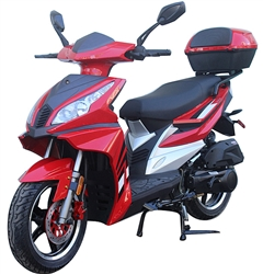 roketa 150cc scooter with 14 big dot tires dual disc. Black Bedroom Furniture Sets. Home Design Ideas