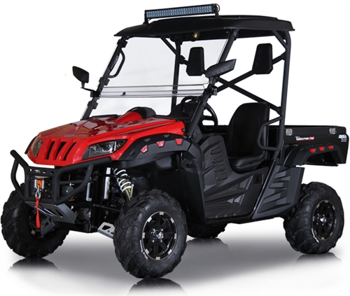 BMS 2018 Ranch Pony 700 UTV EFI ECU 43hp 2WD/4WD Switchable