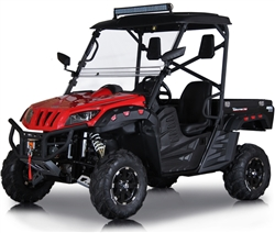 BMS 2018 Ranch Pony 700 UTV EFI ECU 43hp 2WD/4WD Switchable, Automatic CVT P/R/N/L/H, 4 Wheel Disc Brakes, Bluetooth Dual Speakers MP3 Radio, Windshield, Hard roof. Free shipping to local terminal. Free helmet and lift-time technical support.