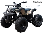 "TaoTao TFORCE med size 110cc ATV Automatic+Reverse, Remote, 18""/19"" Big Tires, Beautiful black trims, Digital gear indicator. Free shipping to your door, free youth helmet."