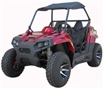 "EPA EEC Approved 150cc Full Size UTV Air+Oil cooling, Automatic with Reverse, 22"" Monster Tires, Aluminum 10"" Big Rims , free shipping to  your home or business, free helmet."