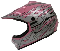 DOT Approved High Quality Youth Off-road Helmet